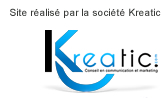 Kreatic - Agence de communication Web